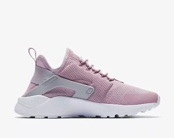 New! Rose Swarovski Nike Air Huarache Ultra Running Shoes! Bling Nike Shoes - Bling Huaraches by Jezelle Designs- Swarovski Crystal Nikes
