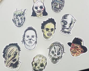 Pegatinas, stickers, Dead By Daylight