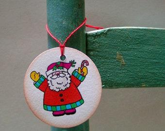 Santa Gift Tags Set of 16