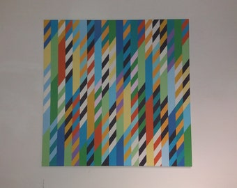 Idea Bridget Riley