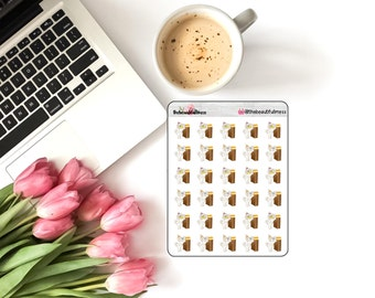Lili Grocery Stickers / Planner Stickers