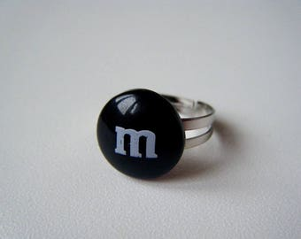 Ring - Sweet black M