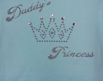 Daddies Princess with crown