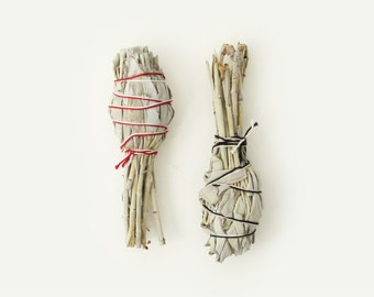 White California Sage Incense / Smudge Stick
