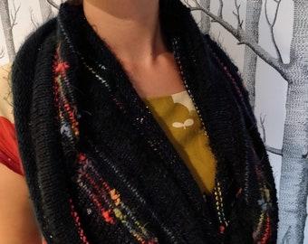 Lost in Venice - Bolero - Cowl Knitting Pattern