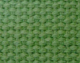 "Cotton Webbing 1 1/4"" SAGE For Key Fobs Handbags Belts"