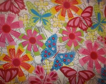 Susie 100% Cotton fabric #231