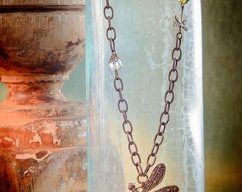 Dance of the Dragonfly Necklace