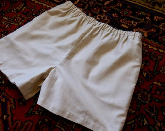 Cream Pocket 'Holly' Bottoms