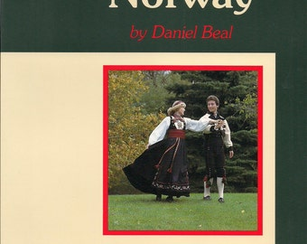 Dances from Norway by Daniel Beal