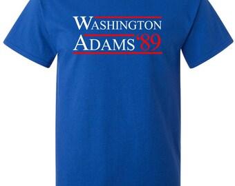 George Washington Election Campaign T-Shirt