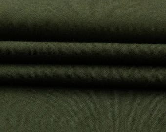 """Decorative Rayon Fabric, Dress Material, Olive Green Fabric, Home Accessories, 40"""" Inch Quilting Fabric By The Yard PZBR3Q"""