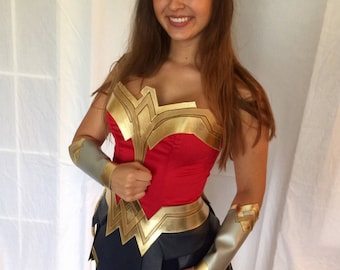 Wonder Woman  costume. Custom made
