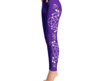Cheeky Witch® Pretty Pentacle Leggings