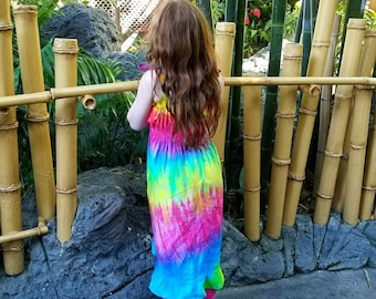 GIRLS SUNDRESS THAIDYE