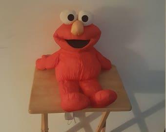 Sesame Street Elmo Stuffed Animal, 20 inches