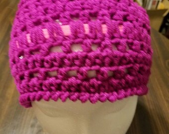 Fuschia Ear Warmer