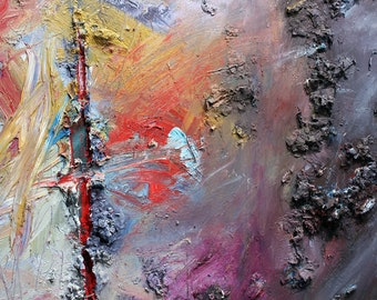 Oil Painting, Abstract Painting