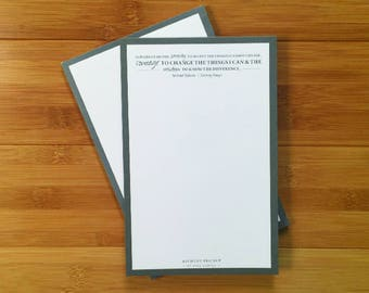 Serenity Quotepads