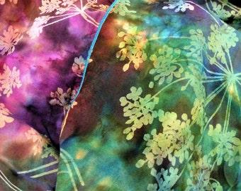 Batik Meadow Scarf