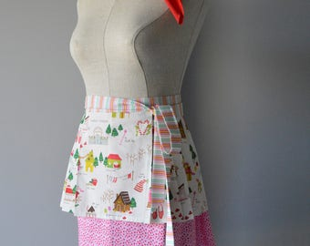 The Christmas Cookie Apron