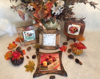 Handcrafted Trivets for Your Holiday Table