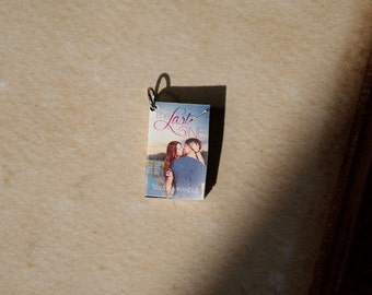 Custom Mini Book Charm 50 pk