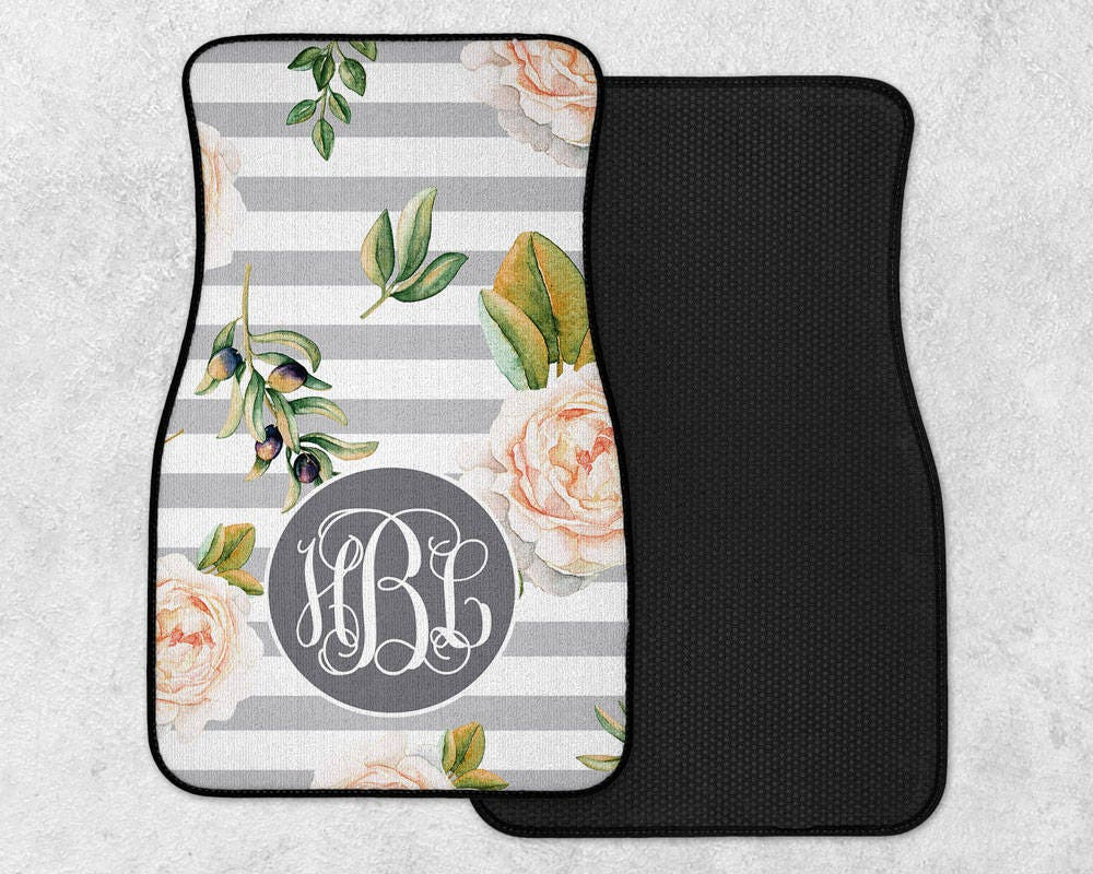 for women car mats new on floor to accessories pin sassysoutherngals monogrammed monogram etsy