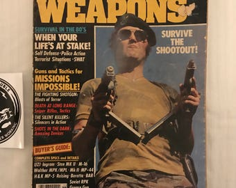 Special Weapons Magazine