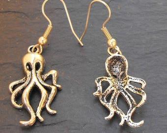 Earrings metal BCL.2377