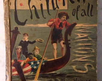 1885 Children of All Nations Cassell and Company