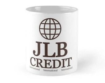 11 oz/ 15 oz JLB Credits Peep Show Mug, Peep Show Gift, Handmade Mug, JLB Credits Peep Show Ceramic Mug, JLB Credits Peep Show Gifts