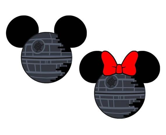 Death star svg, star wars svg, disney svg, mickey mouse ...