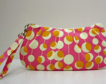 Amy Butler Midwest Modern Martini Wristlet