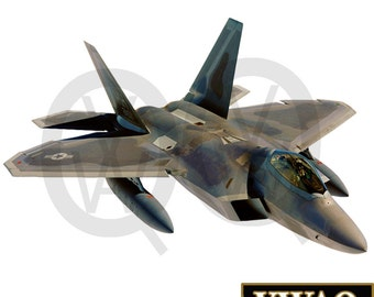 Fighter Jet Wall Decal Jet Plane Wall Decal Aviation Decor Peel And Stick Mural PAS5