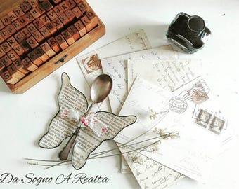 Farfalla Cucchiaino - Butterfly Spoon