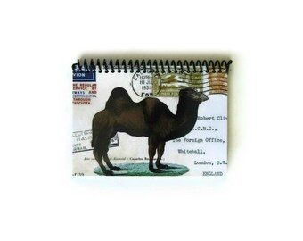 Camel A6 Notebook