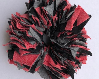 Cotton Scrunchie- P/B/G