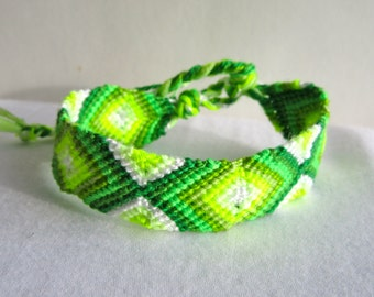 Friendship Bracelet - Diamond