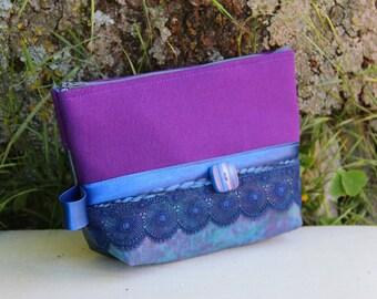 Textile Kit blue / violet