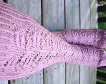 Hand Crafted Merino Sock - Afternoon Delight