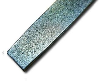 "GLS-341, 10"" Diamond Coated Flat Hand File Coarse Grit 60"