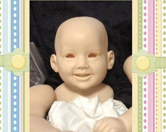 """NOT FOR SALE - Custom Reborn - Made To Order -  27"""" Cammi Kit by Ping Lau - Please Read Details"""