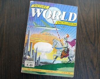 RARE Collectible: V2 - Picture World Encyclopedia (1959)