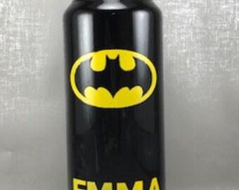Batman RTIC/Emma RTIC/Batman water bottle/batman powder coat/batman tumbler/Emma tumbler/Emma powder coat/36oz waterbottle