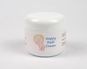 Nappy Rash Cream /1.8 oz (50 ml)