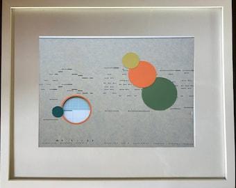 framed 3 collage
