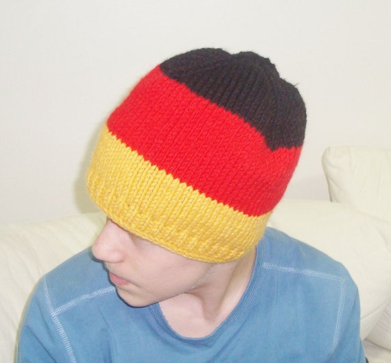 Winter Mens Hat German Flag Hat German Gifts For Mens