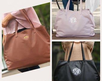 Monogrammed Weekender Bag, Cambridge Travel Bag, Monogrammed Luggage, Personalized, Bridesmaid Gifts, Destination Wedding, Bridal Shower