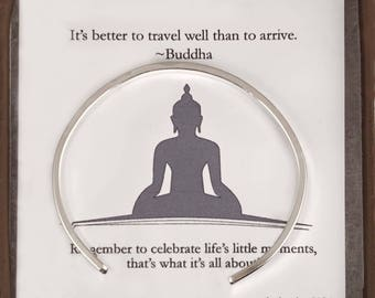 Buddha Quote, Inspirational, Potential, Affirmation Gift, Friend Gift, Graduation Gift, Encouragement Gift